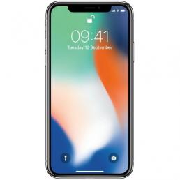 Apple iPhone X 256 GB Silver CZ distribuce  54aa905ee34